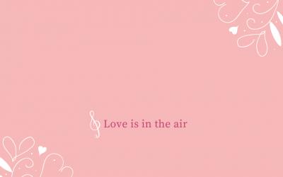 El amor está en el aire